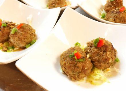 Beef Ginger Meatball
